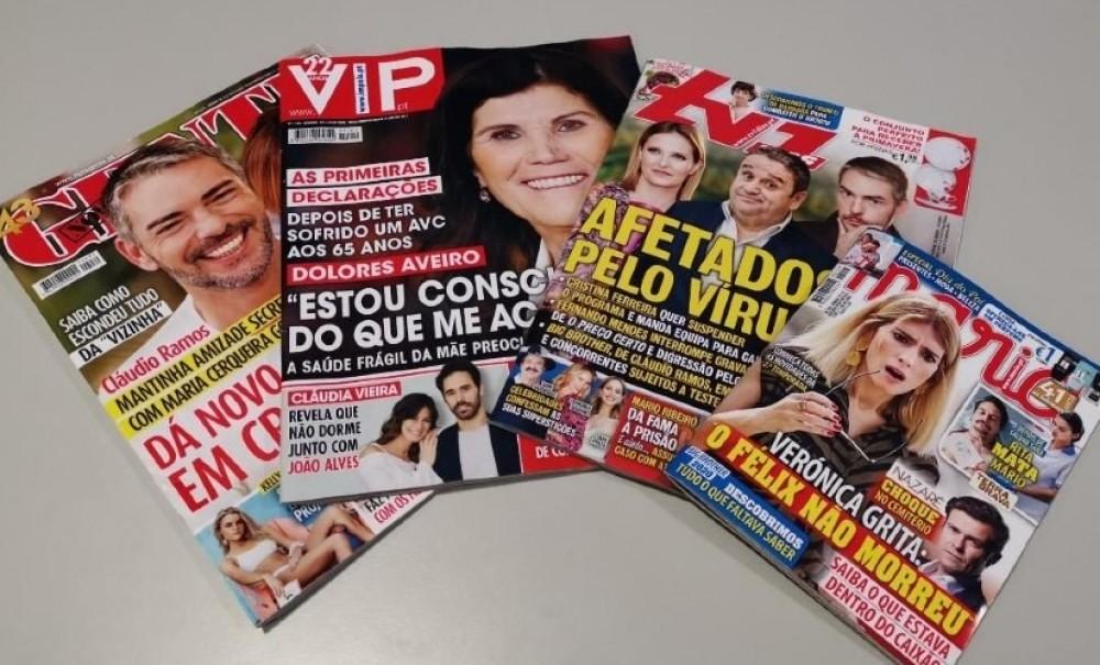 Facebook revistas da Impala