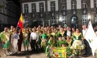 Marchas de Santiago na Terceira